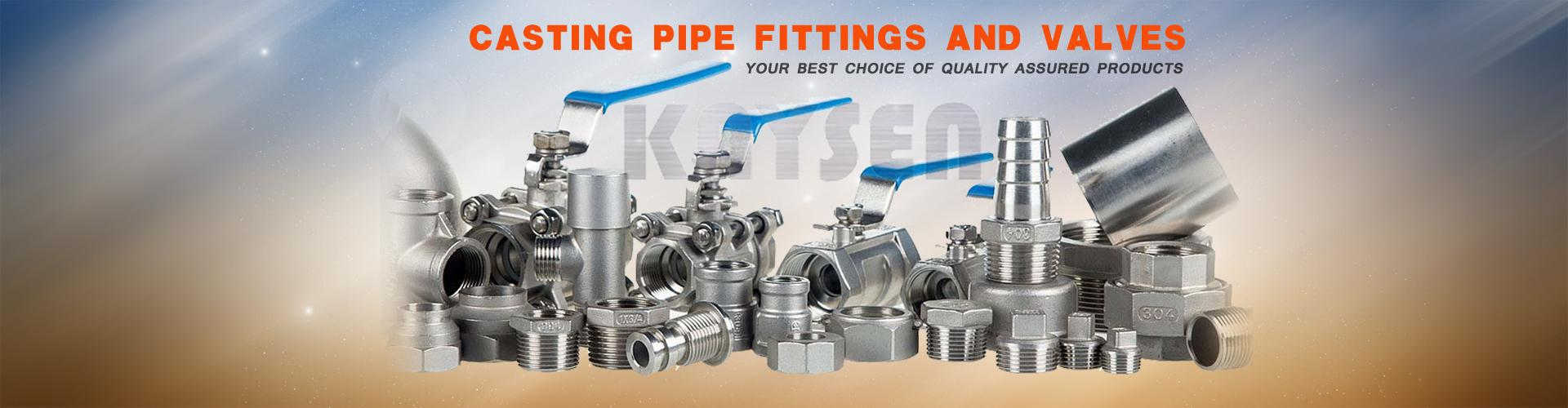 Casting Pipe fitting